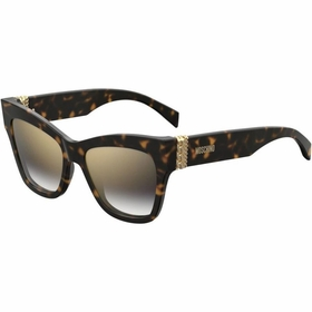 Moschino MOS011 0086 FQ 54  Mens  Sunglasses