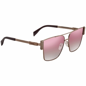 Moschino MOS024/S DDB VQ 60  Ladies  Sunglasses