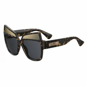 Moschino MOS034/S0086IR58  Ladies  Sunglasses