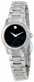 Movado 0605870 Military Ladies Quartz Watch