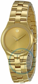 Movado 0606160 Juro Ladies Quartz Watch