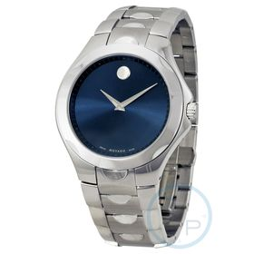 Movado 0606380 Luno Mens Quartz Watch