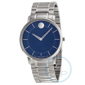 Movado 0606688 TC Mens Quartz Watch