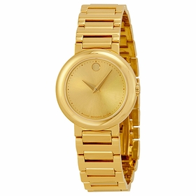 Movado 0606704 Museum Ladies Quartz Watch