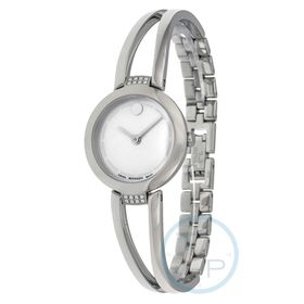 Movado 0606813 Amorosa Duo Ladies Quartz Watch