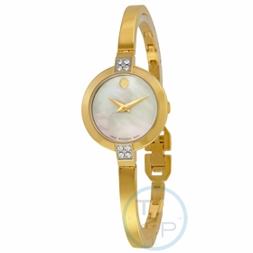 Movado 0607000 Bela Ladies Quartz Watch