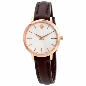 Movado 0607096 Ultra Slim Ladies Quartz Watch