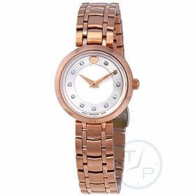 Movado 0607100 1881 Ladies Quartz Watch