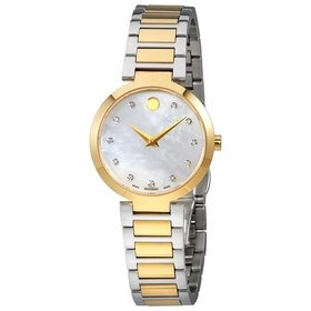 Movado 0607103 Modern Classic Ladies Quartz Watch