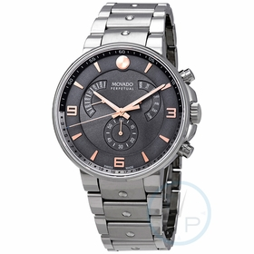 Movado 0607130 SE Pilot Mens Quartz Watch