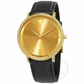 Movado 0607156 Ultra Slim Mens Quartz Watch
