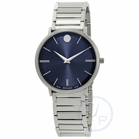 Movado 0607168 Ultra Slim Mens Quartz Watch