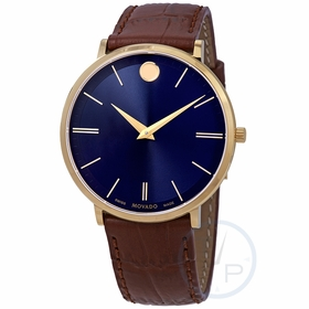 Movado 0607174 Ultra Slim Mens Quartz Watch