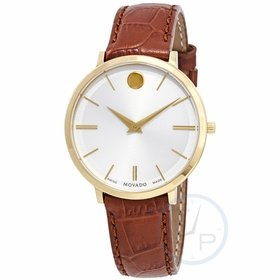 Movado 0607176 Ultra Slim Ladies Quartz Watch