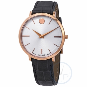 Movado 0607177 Ultra Slim Mens Quartz Watch