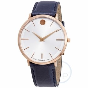Movado 0607181 Ultra Slim Mens Quartz Watch