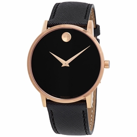 Movado 0607196 Museum Classic Mens Quartz Watch