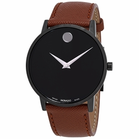 Movado 0607198 Museum Classic Mens Quartz Watch