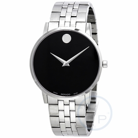 Movado 0607199 Museum Classic Mens Quartz Watch