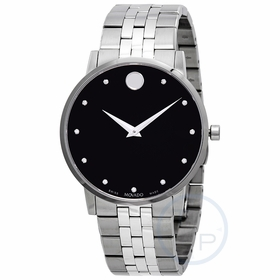 Movado 0607201 Museum Classic Mens Quartz Watch