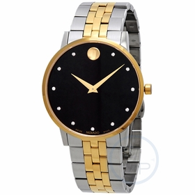 Movado 0607202 Museum Classic Mens Quartz Watch