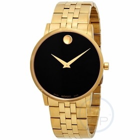 Movado 0607203 Museum Classic Mens Quartz Watch