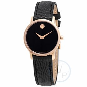 Movado 0607206 Museum Ladies Quartz Watch
