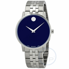 Movado 0607212 Museum Classic Mens Quartz Watch