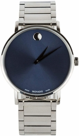 Movado 0607216 Classic Museum Mens Quartz Watch