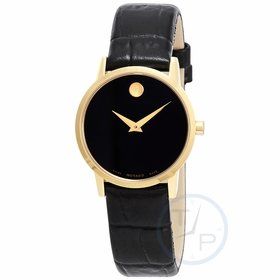 Movado 0607222 Museum Ladies Quartz Watch