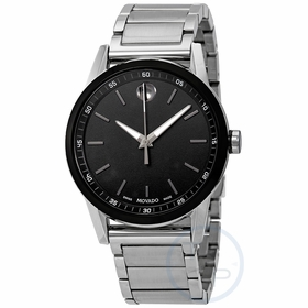 Movado 0607225 Museum Mens Quartz Watch
