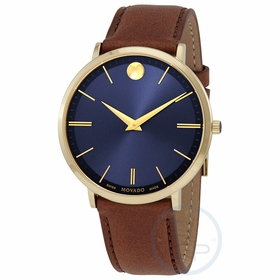 Movado 0607241 Ultra Slim Mens Quartz Watch
