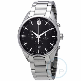 Movado 0607247 Stratus Mens Chronograph Quartz Watch