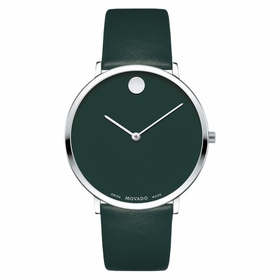 Movado 0607258 Ultra Slim Museum Mens Quartz Watch