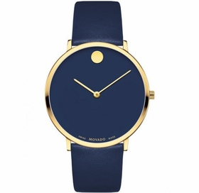 Movado 0607259 Ultra Slim Museum Mens Quartz Watch