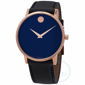 Movado 0607266 Museum Mens Quartz Watch