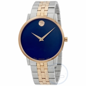 Movado 0607267 Museum Classic Mens Quartz Watch