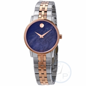 Movado 0607268 Museum Classic Ladies Quartz Watch