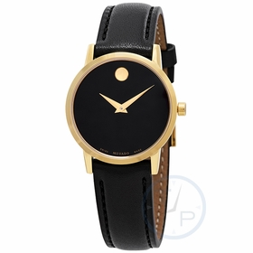 Movado 0607275 Museum Classic Ladies Quartz Watch