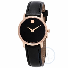 Movado 0607276 Museum Classic Ladies Quartz Watch