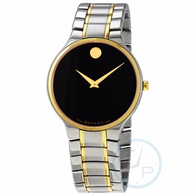 Movado 0607284 Serio Mens Quartz Watch