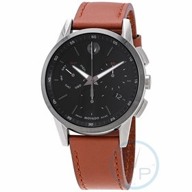 Movado 0607290 Museum Sport Mens Chronograph Quartz Watch