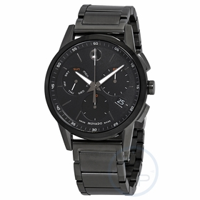 Movado 0607291 Museum Sport Mens Chronograph Quartz Watch