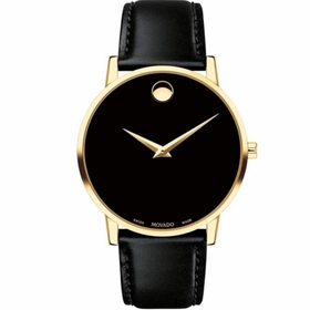 Movado 0607314 Classic Museum Mens Quartz Watch