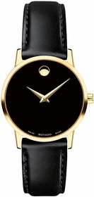 Movado 0607319 Classic Museum Ladies Quartz Watch