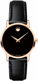 Movado 0607320 Classic Museum Ladies Quartz Watch