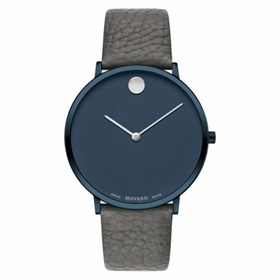 Movado 0607333 Modern 47  Ultra Slim Mens Quartz Watch