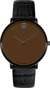 Movado 0607335 Modern 47 Ultra Slim Mens Quartz Watch
