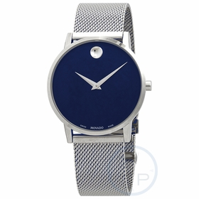 Movado 0607349 Museum Classic Mens Quartz Watch