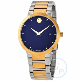 Movado 0607356 Modern Classic Mens Quartz Watch